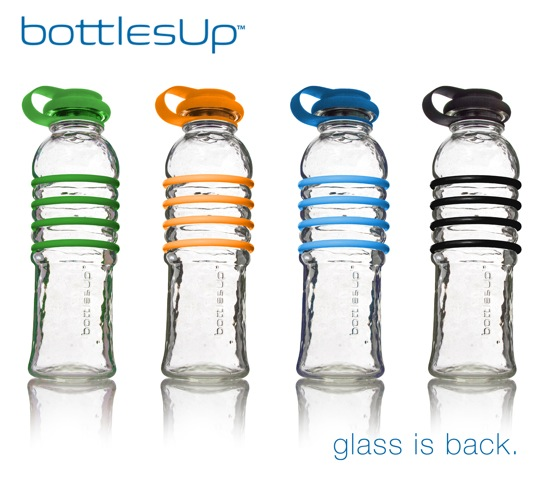 Glass Bottled Water Delivery Delivery Service