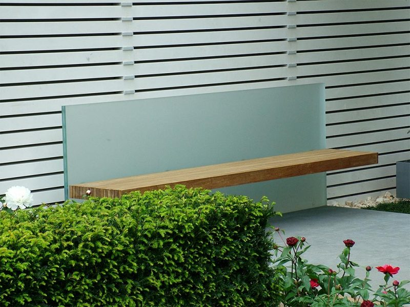 wooden lawn bench plans