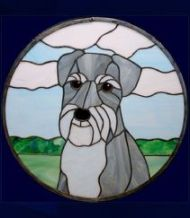 Custom Stained Glass Pet Portraits http://www.pinterest.com/pin/261631059575362581/