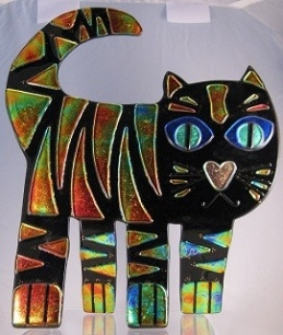 Glass Cat http://www.pinterest.com/pin/88594317640105928/