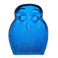 Benton Glass Owl Bookends