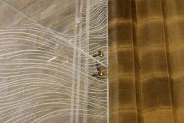 Revelation detail view, St. John, Silverdale, UK, Sarah Galloway